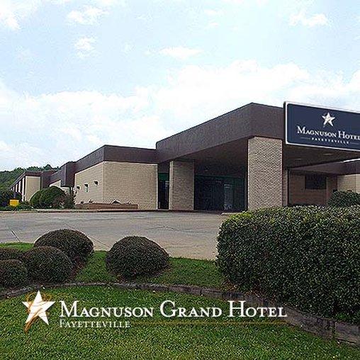 Magnuson Grand Hotel Fayetteville AR, 72701